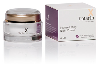 AntiAging Intense Lifting Night Creme nočna krema s škatlico